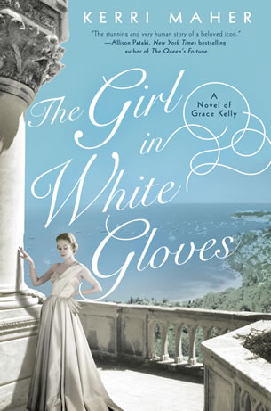 The Girl in White Gloves by author Kerri Maher