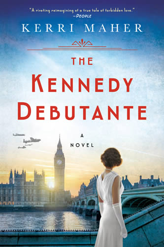 The Kennedy Debutante by author Kerri Maher